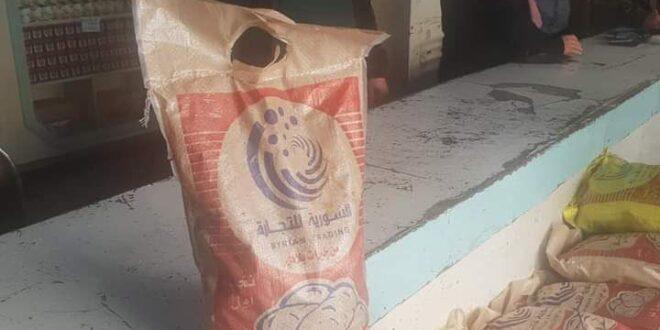 إقبال على بطاطا السورية للتجارة