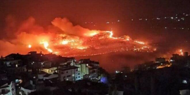 كارثة بيئية حلت بسوريا قد تستمر لعقود