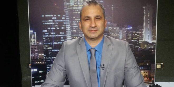 صحفي اسرائيلي يهدد بزلزال سيضرب العاصمة السورية
