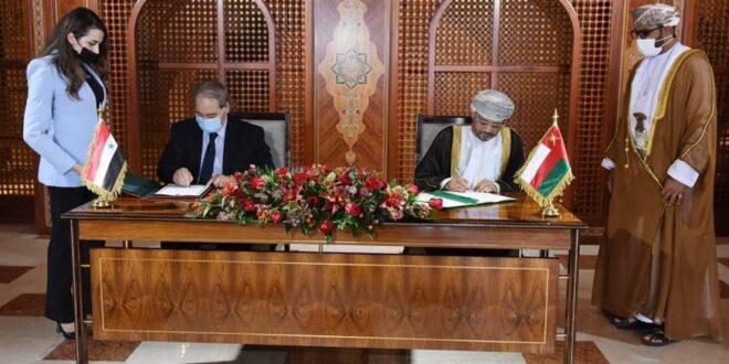 """عمان تصادق على """"إعفاء خاص"""" من التأشيرة مع سورية"""