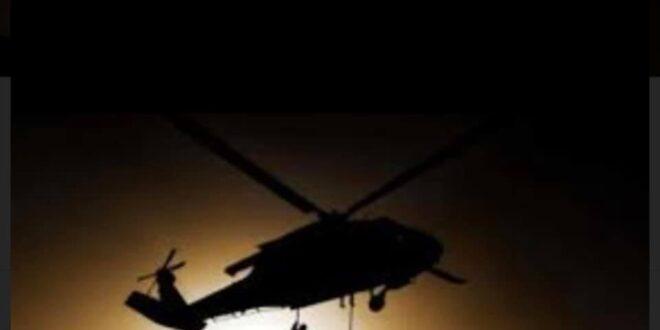 عملية إنزال جوي في الحسكة واعتقال 3 أشخاص سوريا