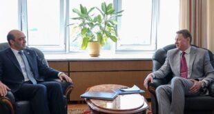 العلاقات الثنائية بين سورية وبيلاروس