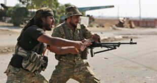 """اشتباكات عنيفة بين المسلحين بـ""""رأس العين"""" شمال سوريا"""