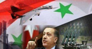لعب أردوغان في سوريا