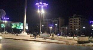 ٤٦٠٠ عمود إنارة للطاقة البديلة في مدينة حلب