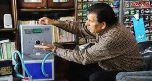 ابتكارات تعليمية وطبية للمخترع ماجد برو