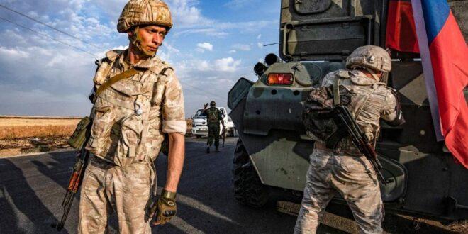 أنباء عن مقتل جنديين روسيين في بادية حمص الشرقية