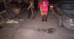 انفجار في أحد أحياء دمشق يودي بحياة طفلة