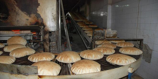 214 ليرة تكلفة إنتاج كيلو الخبز في القطاع الخاص