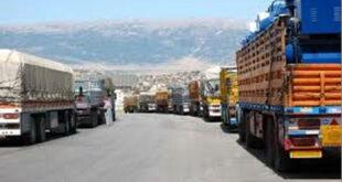 هل سيؤثر قرار منع دخول الشاحنات اللبنانية إلى السعودية على الشاحنات السورية؟