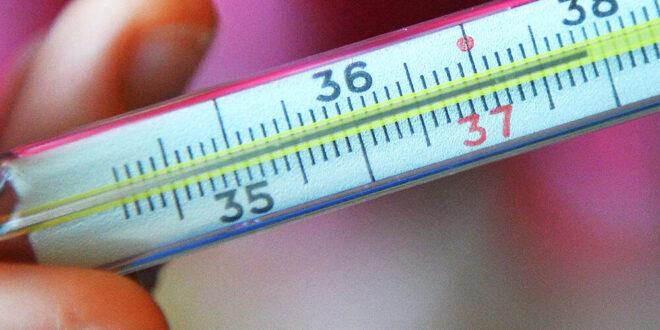 كيف تتعرف على درجة حرارتك دون ميزان