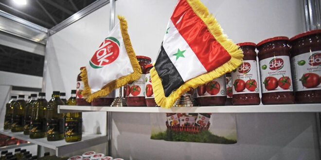 معرضان صناعيان ينطلقان اليوم في دمشق بمشاركة عربية ودولية