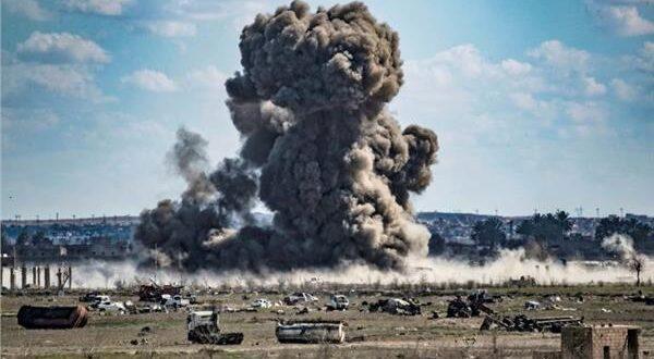 التخطيط لهجمات إرهابية قبيل الانتخابات الرئاسية في سوريا