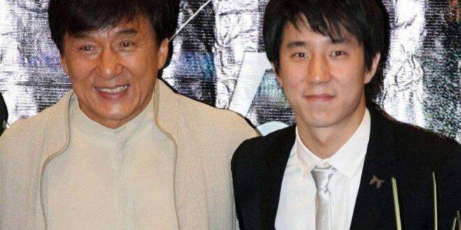 جاكي شان يحرم ابنه الوحيد من الميراث