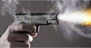 عراقي يطلق النار على طليقته بسبب 100 دولار.... فيديو