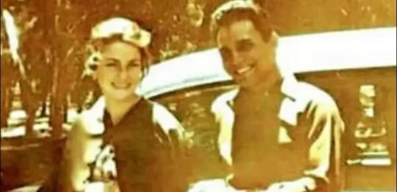 قبل 45 عاماً.. صورة نادرة لـ عبد الحليم حافظ مع حبيبته جي جي