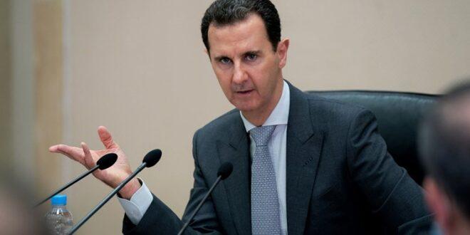 الأسد حسم الحرب ومطلب تنحيته غير قابل للتطبيق