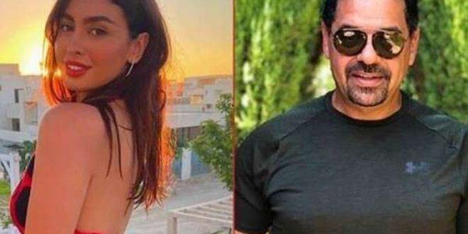 طارق العريان وحبيبته السورية يعلنان رسمياً علاقتهما