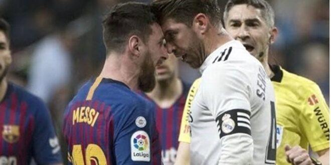 """تغيير حكم """"الكلاسيكو"""" بين برشلونة وريال مدريد"""