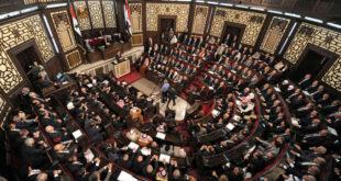 جلسة استثنائية لمجلس الشعب السوري حول انتخابات الرئاسة