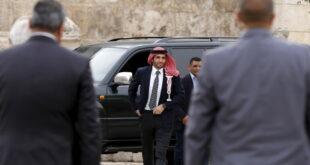 احالة الأمير حمزة بن الحسين الى محكمة أمن الدولة