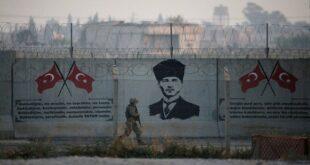 السلطات التركية تضبط 5 سوريين