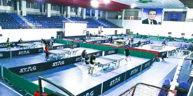 وقف معظم الأنشطة الرياضية في سوريا