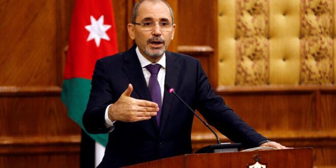الصفدي وبيدرسون يبحثان جهود الوصول لحل سياسي للأزمة السورية