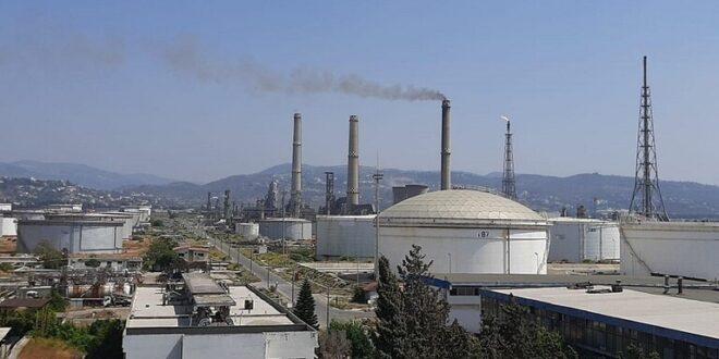 مصفاة بانياس تقلع مجددا.. بعد وصول نفط خام لسوريا