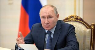 كم بلغ دخل بوتين في عام 2020؟