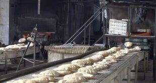 رفع سعر الخبز السياحي في شمال سوريا