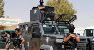 الأردن.. إصابة ضابط أثناء اشتباك مع مهربين على الحدود مع سوريا
