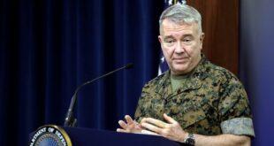 قائد القيادة المركزية الأمريكية: سنبذل كل ما بوسعنا للتهدئة في القامشلي
