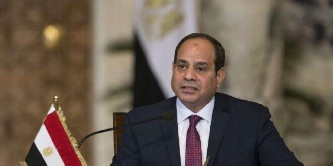 السيسي يكشف عدد اللاجئين السوريين في مصر