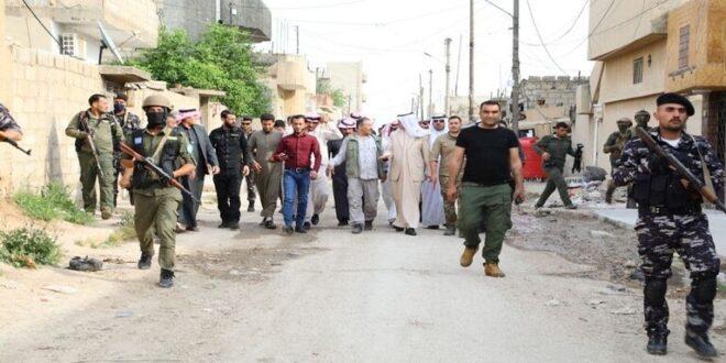 """بتأييد عشائري.. """"الأسايش"""" تعزز سيطرتها على حي طي بالقامشلي السورية"""