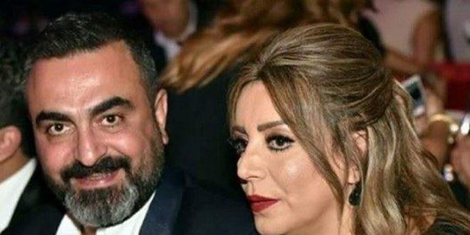 علاء قاسم تزوّج من شكران مرتجى سراً