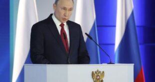 كيف تحوط بوتين ضد العقوبات الأمريكية