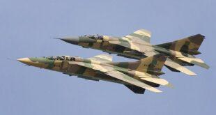 نشاط مكثف للطيران السوري والروسي في البادية