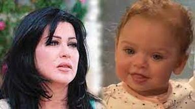 انهيار جومانا مراد في عزاء إبنتها بحضور النجوم