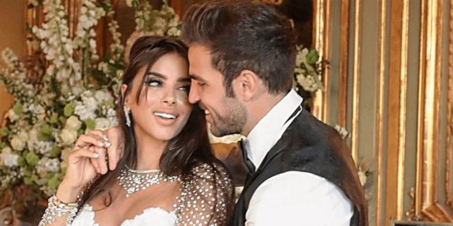قبلة حارة من اللبنانية دانييلا سمعان