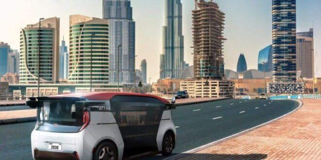 سيارات دون سائق في طريقها إلى دبي!!