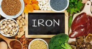أطعمة تحسن امتصاص الحديد وأخرى تمنع امتصاصه
