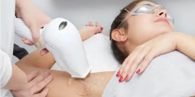 أضرار غير مألوفة لتقنية إزالة الشعر بالليزر
