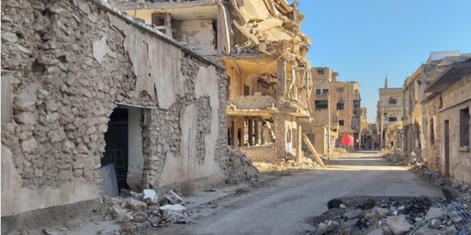 الاكتتاب لإعادة تأهيل المنازل المتضررة بريف اللاذقية