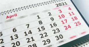 توقعات الأبراج لشهر نيسان/أبريل 2021
