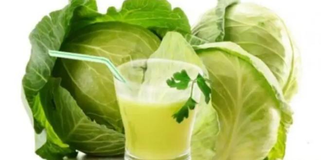 الفوائد الصحية لعصير الملفوف