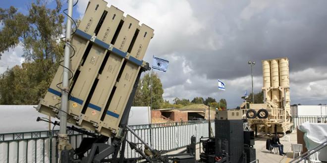 منظومات دفاعية تحمي سماء إسرائيل
