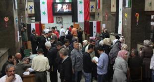الحكومة السورية: منفتحون على الإعلام ونرحب بتغطيته للانتخابات الرئاسية