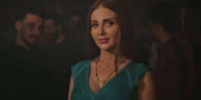 آنا السيد تثير ضجة بعد رقصها مع سلوم حداد
