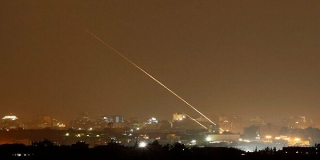 الجيش الإسرائيلي يعترف بفشل عملية الاعتراض للصاروخ السوري